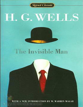 TheInvisibleMan - H.G.Wells