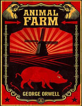 AnimalFarm - GeorgeOrwell