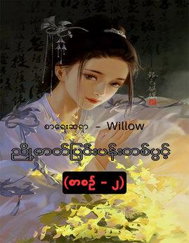ညိဳ႕ဓာတ္ျပင္းပန္းတစ္ပြင့္(စာစဥ္-၂) - Willow