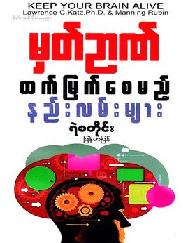 မွတ္ဥာဏ္ထက္ျမက္ေစမည့္နည္းလမ္းမ်ား - ရဲစတုိင္း