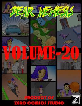 DearNemesisVol:20 - Cartoon