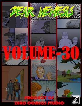 DearNemesisVol:30 - Cartoon