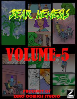 DearNemesisVol:5 - Cartoon